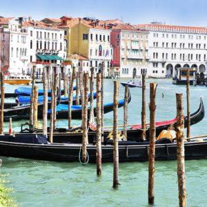 Landausflug in Venedig: Der Canale Grande, die schönste Wasserstrasse der Welt