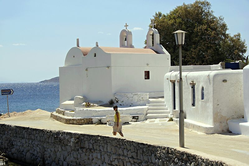 Kirche in Aghios Ioannis