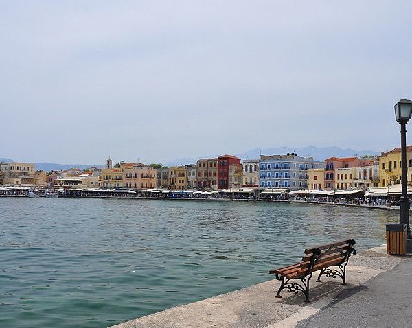 Alter Hafen in Chania