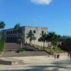 Landausflug in Santo Domingo