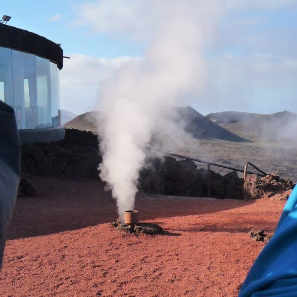 Aktive Vulkane im Nationalpark Timanfaya